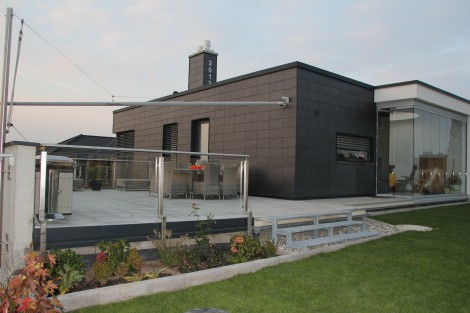 Fassade und Dach in Rostock