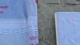 Zwischensparrendämmung mit Steinwolle integriert mit Aufsparrendämmung